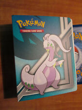 Pokemon GOODRA+GARCHOMP+SALAMENCE Card MINI Binder/Album/Folder TCG Blister Pack
