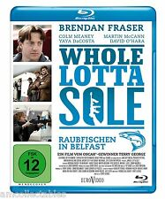 BLU-RAY - WHOLE LOTTA SOLE - RAUBFISCHEN IN BELFAST - NEU/OVP