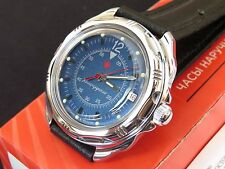 Russian military watch VOSTOK. Komandirskie 211398
