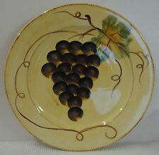 "Tabletops Unlimited VINO Dinner Plate Large (12-1/2"") BEST! Multiple Available"