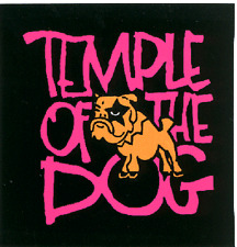7979 Temple of the Dog Hard Rock Grunge Seattle Chris Cornell Sticker / Decal
