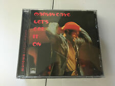 Marvin Gaye: LET'S GET IT ON [REMASTERED W BONUS TRKS MINT/NR MINT