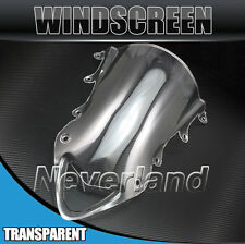 Double Bubble Windshield WindScreen for BMW S1000RR 2010-2014 2011 2012 2013 ABS