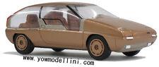 1981 Mazda MX-81 Bertone 1:43 YOW MODELLINI scale model kit