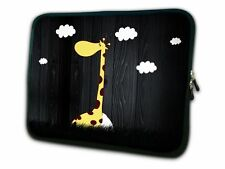 "Giraffe 15"" Laptop Sleeve Case Bag For 15.4 15.5 15.6"" HP Dell Acer Sony Toshiba"