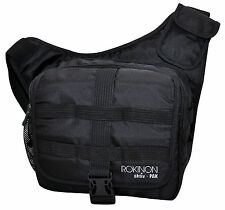 Rokinon Aktiv Pak AP80AW Digital SLR Camera Messenger Shoulder Bag - New!