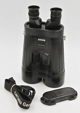 CARL ZEISS Binoculars 20 x 60 S used, usable condition, needs CLA... PLEASE READ
