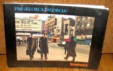 Philip Lorca Dicorcia Streetwork Original 1998 ED 1st  Sidewalk Photographs