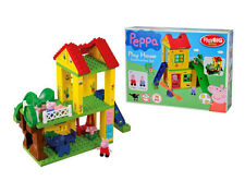 "Construction Set PlayBIG ""Play House"" Peppa Pig 75 pcs. for children 18 months +"