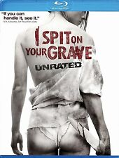 I Spit on Your Grave [Blu-ray] New DVD! Ships Fast!