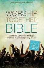 NIV, Worship Together Bible, Hardcover: Discover Scripture through Classic and C
