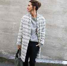 IRO CALY BOUCLE COAT FR 38 UK 10
