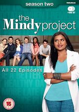 The Mindy Project: Complete Season 2 - DVD NEW & SEALED (4 Discs)