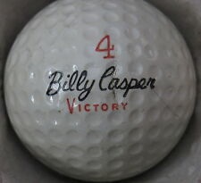 (1) BILLY CASPER VICTORY SIGNATURE LOGO GOLF BALL (CIR 1970) #4