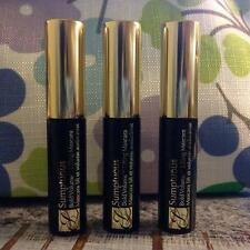 X3 Estee Lauder Sumptuous Bold Volume Lifting Mascara Sample 2.8ml each=8.4ml