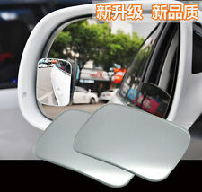2pcs 360° Car Truck Blind Spot Mirror Wide Angle Convex Rear Side View Universal