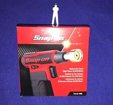 Snap On Cordless High Power Butane Gas Blow Torch 50 - 820 watts Xmas Gift NEW