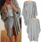 Fashion Autumn Women Oversized Long Sleeve Sweater Coat Knitwear Cardigan Jacket