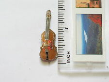 Vintage Cello String Instrument Cloisonne Pin (#175)