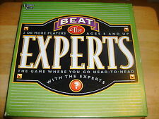 2002 University Games Family Party Game ~ Beat the Experts