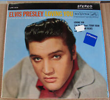 ELVIS PRESLEY Loving You LPE-1515 Stereo FACTORY SEALED ** MINT **