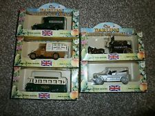 5 x Darling Buds of May - Lledo Diecast Cars - Rolls Royce - 1991 - Complete Set