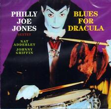 PHILLY JOE JONES SEXTET - BLUES FOR DRACULA (NEW SEALED CD)