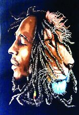 Bob Marley Indian Wall Hanging Cotton Tapestry Poster Size Muticolor Home Decor