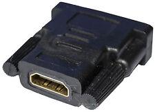 ADAPTER AUSLAUF DVI DUAL LINK BUCHSE HDMI STECKER TV BILDSCHIRM