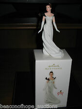 GIGI Leslie Caron HALLMARK NIB 2012 Keepsake Christmas Ornament 1958 Movie