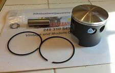 KTM250 KTM 250 GS MX MXC Wossner Piston Kit 1984 NEW!