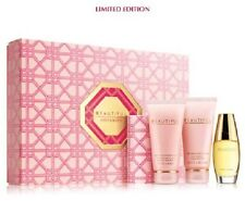 NIB 4pc Estee Lauder ~Beautiful Set~ Eau de Parfum Body Lotion Powder Talc Gelee