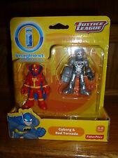 Imaginext Justice League CYBORG RED TORNADO 2 Pack DC Super Friends Target