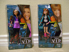 DISNEY V.I.P. CECE JONES & ROCKY BLUE DOLL SHAKE IT UP *NEW*