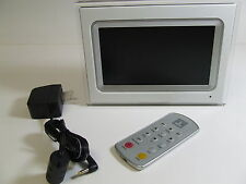 7 inch Digital Picture Frame ! TRU TECH ! NO-BOX ! fully functional ! WOW !