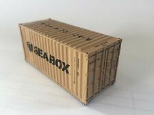 Sea Box Inc. HO Scale, 20' ISO Shipping Container