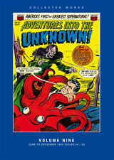 Adventures into the Unknown #9 HC