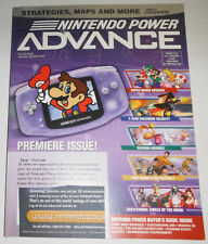Nintendo Power Magazine Premiere Issue & Mario Vol.1 083014R