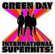 Green Day - International Superhits CD WARNER BROS