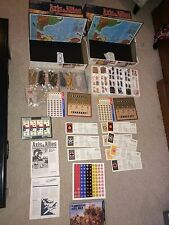 Custom Order Only - AXIS & ALLIES Milton Bradley 1987 War Board Game MB