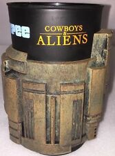 NEW SLURPEE 7 ELEVEN COWBOYS & ALIENS PROMO CUP WRISTBLASTER BASE LIGHT UP RARE