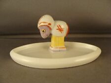 METZLER & ORTLOFF ART DECO SHEEP TRINKET TRAY BOSSE