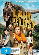 LAND OF THE LOST DVD R4 Will Ferrell