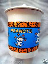 PEANUTS SNOOPY Cookie Jar ***Licensed Merchandise***