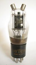 One 1950+/- Raytheon RK34 (2C34) Triode tube - TV7D tested @ 50/51, min:33/33