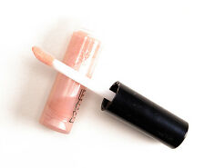 ❤AUTHENTIC MAC LIPGLASS IN *OH MY DARLING* LIMITED EDITION BNIB Pink/Nude