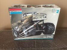 Quadzilla Ford F150 Monster Truck Monogram 1:24 Model kit Still Sealed LOOK