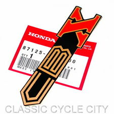 Honda CBX 1000 A Z Aufkleber Seitendeckel Original Side Cover Decal Sticker