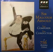 LN Sir Malcolm Arnold Composer Conductor 75th Birthday Tribute