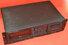Tascam TEAC Professional CD-A550 CD Player/Bi-Directional Cassette Recorder